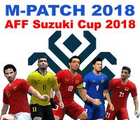 update pes6 patch aff cup 2018