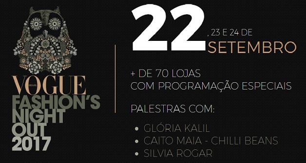 3246f33e9 Um final de semana para respirar moda e suas conexões. O Brasília Shopping  recebe na próxima sexta-feira 22 de setembro o Vogue Fashion Night's, ...