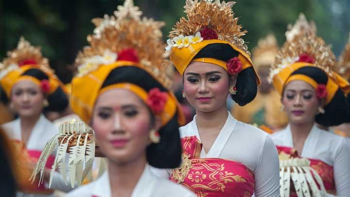 Thousands of Hindus set to participate in Pasraman festival in Bali - Indonesia