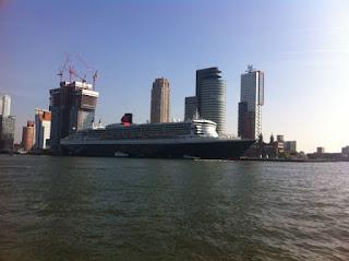 Een hele grote boot...