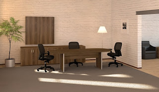Conference Room Table from Cherryman