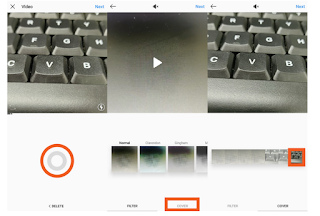 Cara Mengatur Video Thumbnail Di Instagram