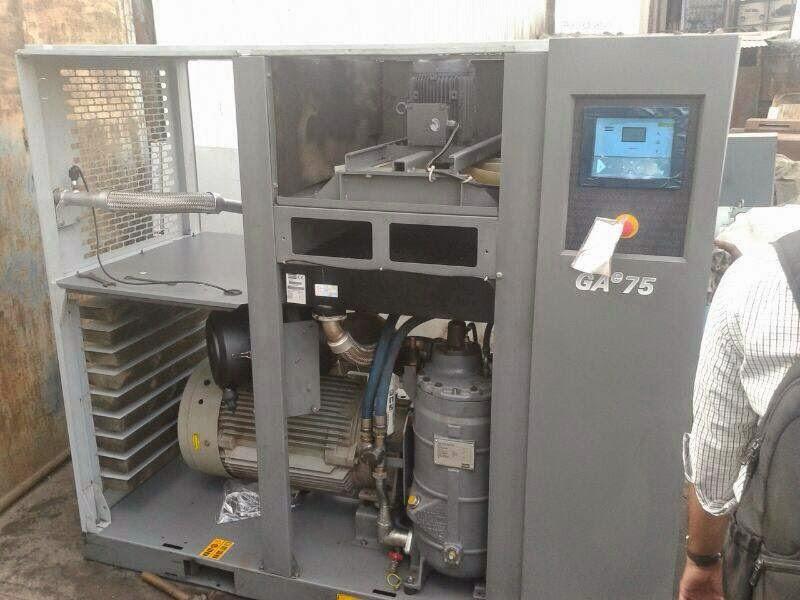 Bottarini Compressors manual