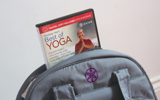 Gaiam Rodney Yee's Best of Yoga DVD