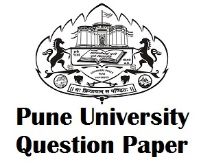 SPPU Previous Year Question Paper