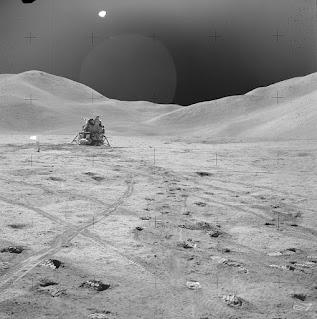 Studiamo la luna e il suo rapporto con la terra