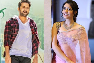 Nithiin To Romance With Raashi Khanna