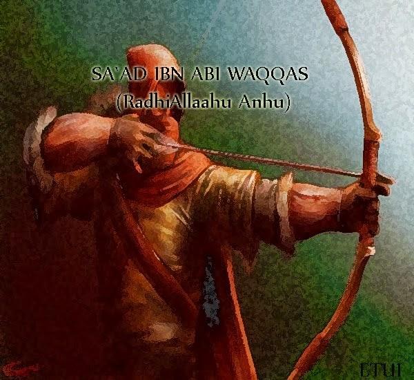 Siapakah dia singa yang menyembunyikan kukunya itu Cerita Sahabat Sa'ad bin Abi Waqqas RA