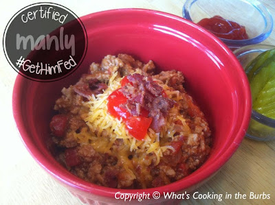 Crock Pot Bacon Cheeseburger Chili from www.anyonita-nibbles.com