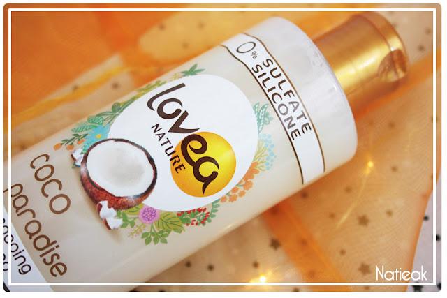 shampoing Coco paradise Lovea Nature