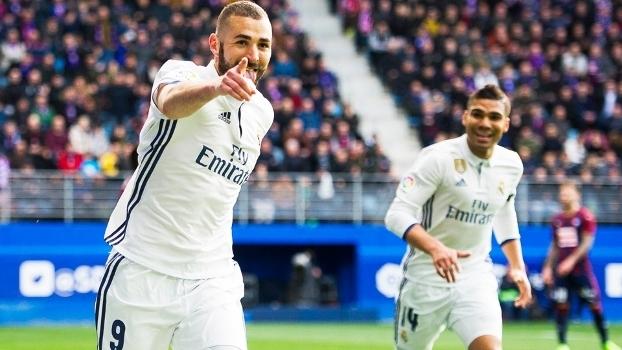 Assistir Real Madrid x Alavés ao vivo grátis em HD 02/04/2017