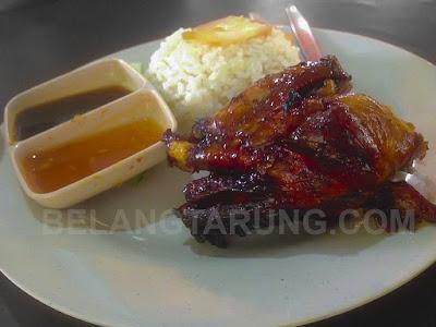 Nasi Ayam Madu Cendol Hafidz