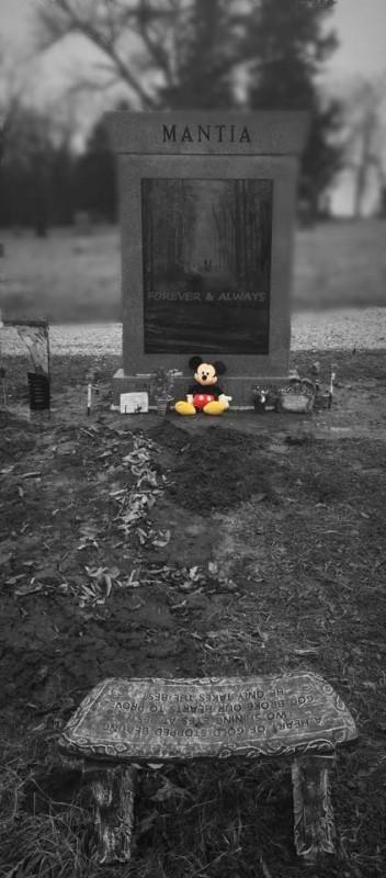 Madre toma fotografía a su hijo sin saber que iba a ser la ultima
