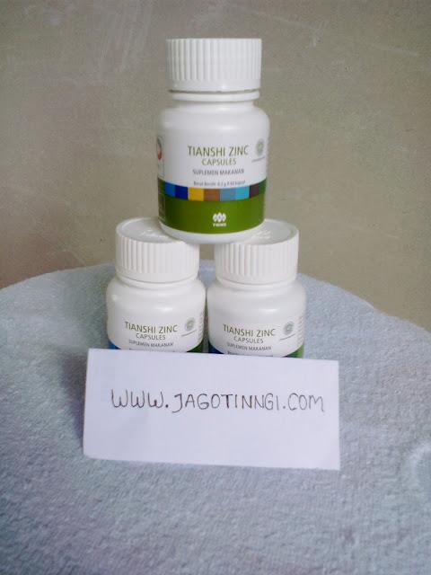 zinc kapsul tiens, kapsul hormon
