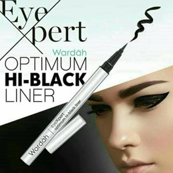 Eyeliner Pensil Wardah