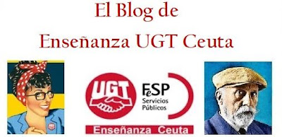 Novedades educativas enero, Enseñanza UGT, Enseñanza UGT Ceuta, Blog de Enseñanza UGT Ceuta