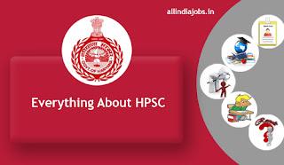 hpsc.gov.in
