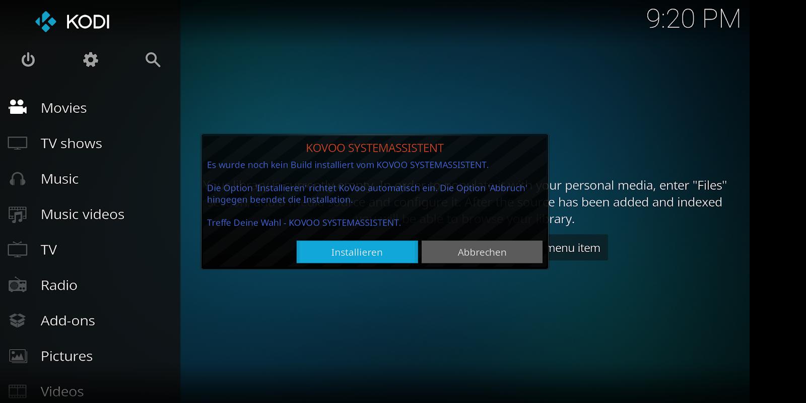 KoVoo Tv, uma excelente forma de ver TV e não só    - ITO - NET Things