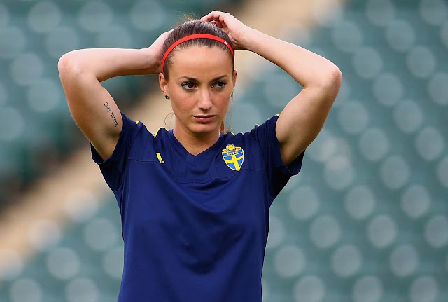 Hottest Women Footballers