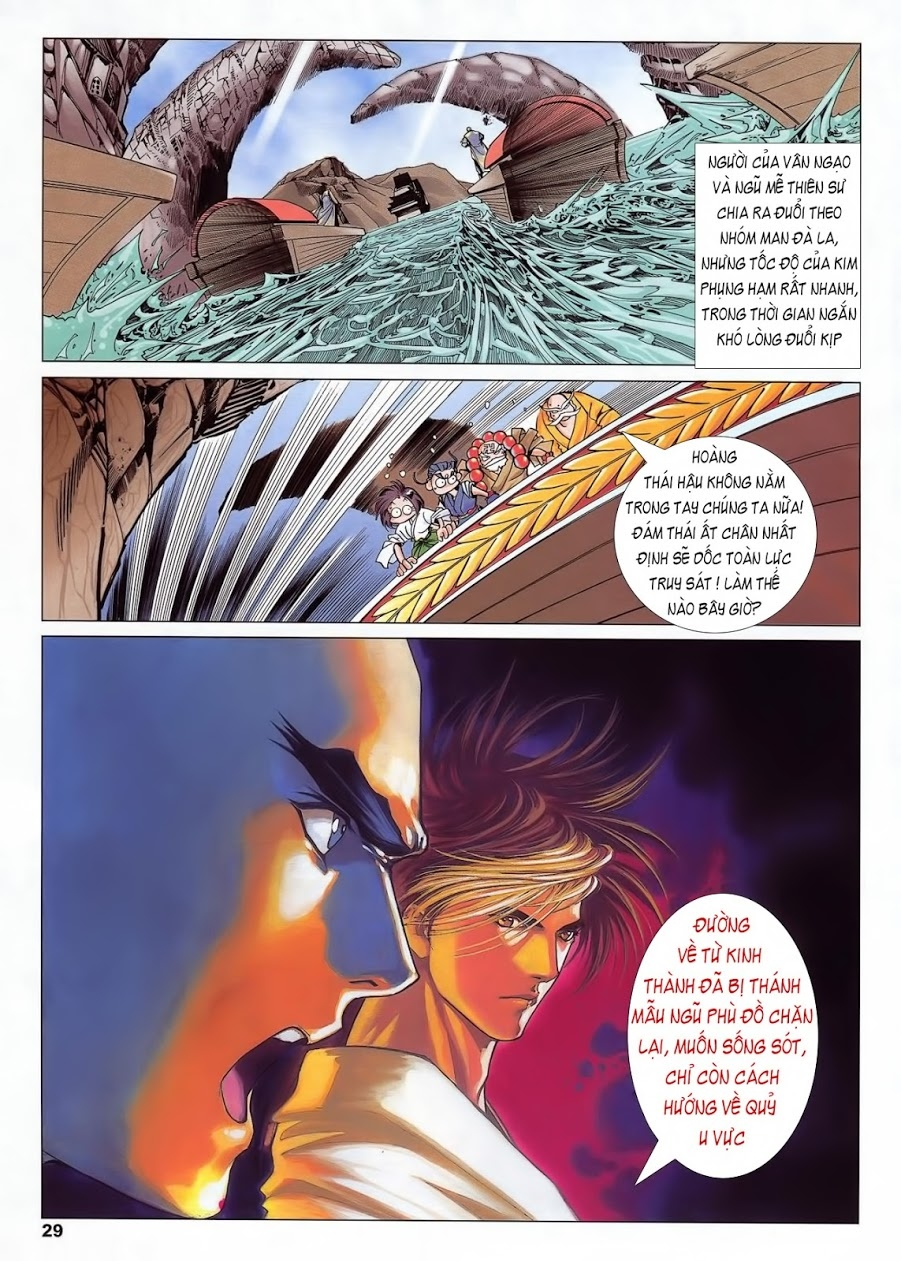 Lục Đạo Thiên Thư chap 21 - Trang 27