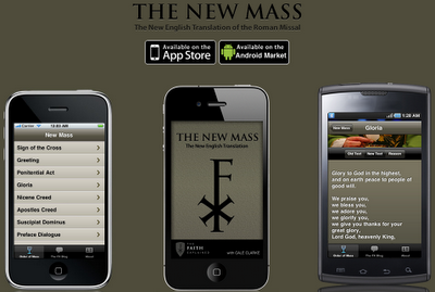 St  Dominics Church: The New Mass App for iphone