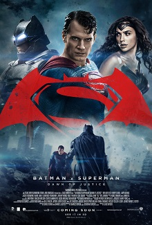 Batman Vs Superman: El Origen De La Justicia (2016) Bluray 1080p 3D SBS Latino-Ingles