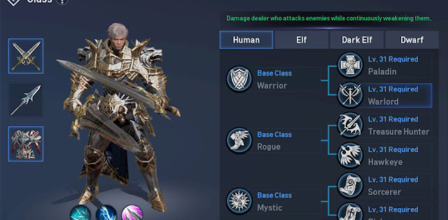 Warlord Lineage 2 Revolution Indonesia