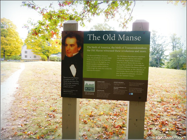 The Old Manse, Concord