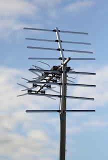 Cara Memasang Antena TV di Luar Rumah