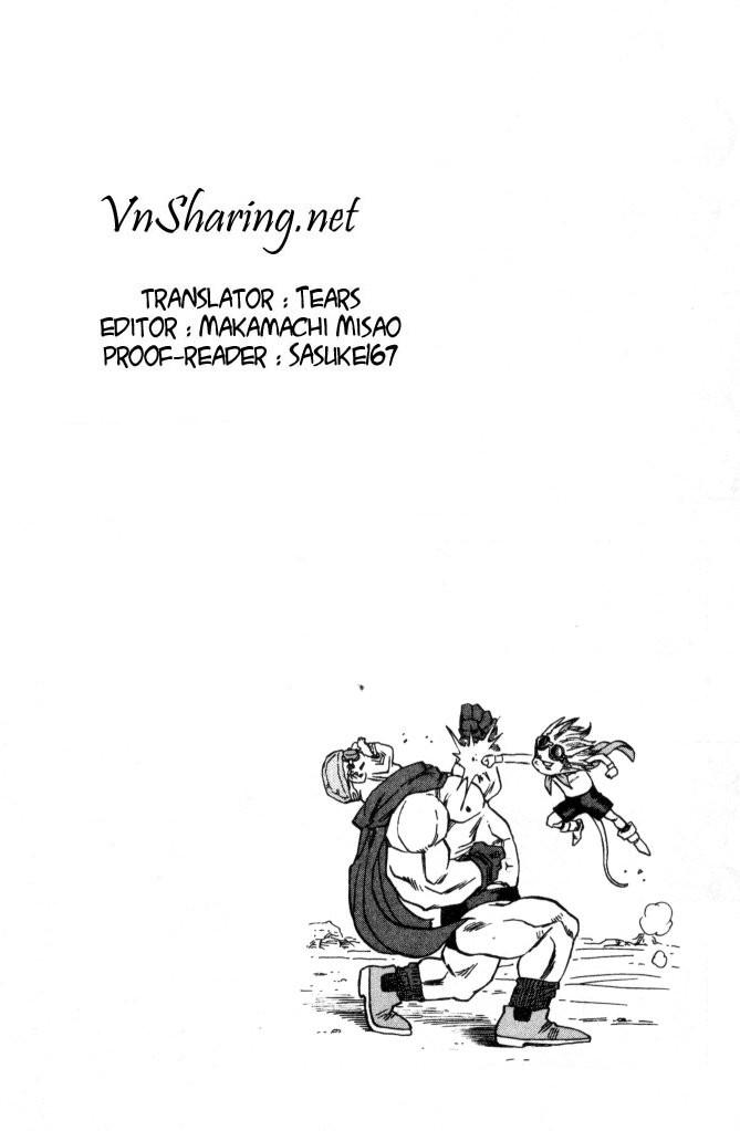 SandLand chap 9 trang 13