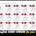 FREE SHORT STORIES (English) Click here and enter your email address