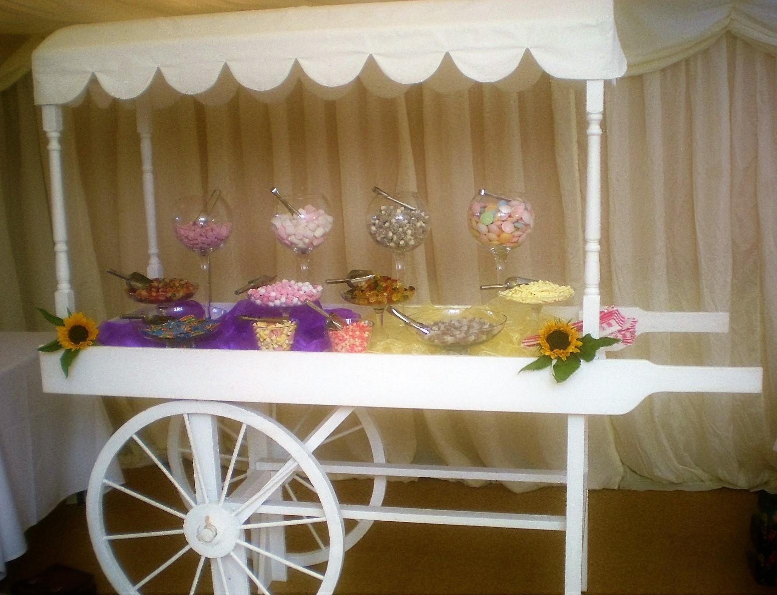 Golosinas y carritos de chuches madres y padres de hoy for Carritos chuches comunion