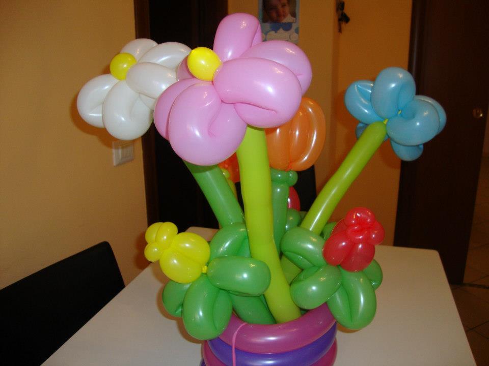 Preferenza Animazione compleanni e feste per bambini - Tutorial palloncini ER24