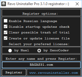 [ Download ] Revo Uninstaller 3.1.8 Full Version