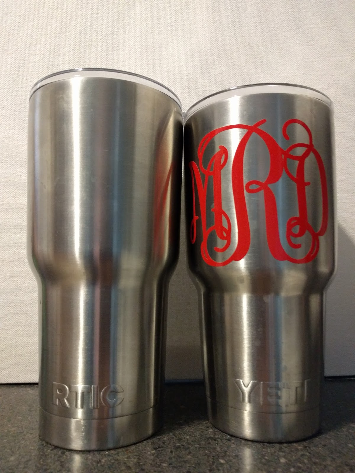 For Our Test We Are Going To Compare Both Products 30oz Tumblers While Double Wall Insulated Thermos Has Been Around A Long Time Large