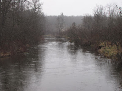 Pere Marquette River at Walhalla Road