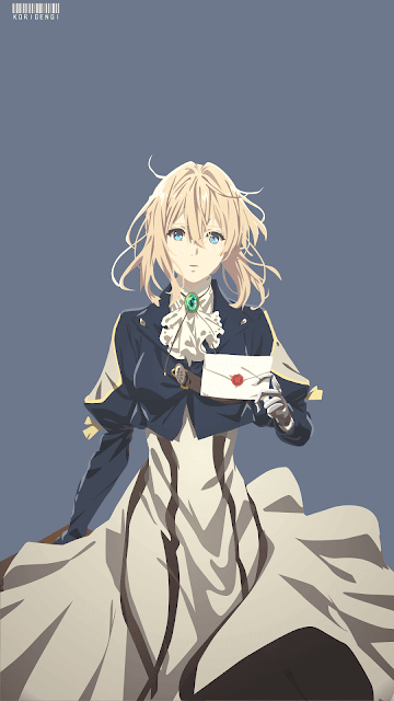 Violet Evergarden Wallpaper