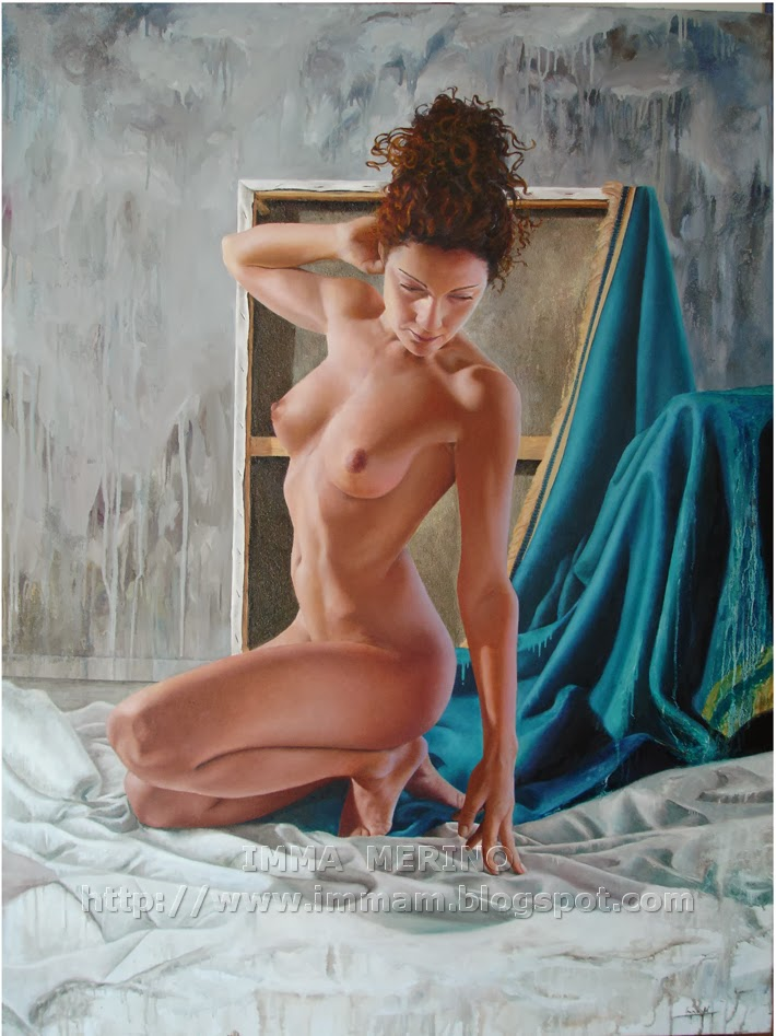 art of the nude, painting