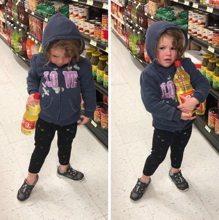 14 Incredible Examples Of Child Logic That Made Parents Laugh And Cry