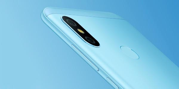 Xiaomi Redmi 6 Pro officially announced