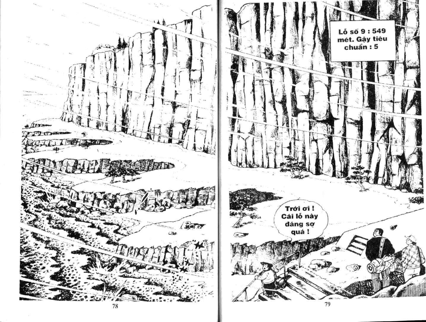 Ashita Tenki ni Naare chapter 16 trang 38