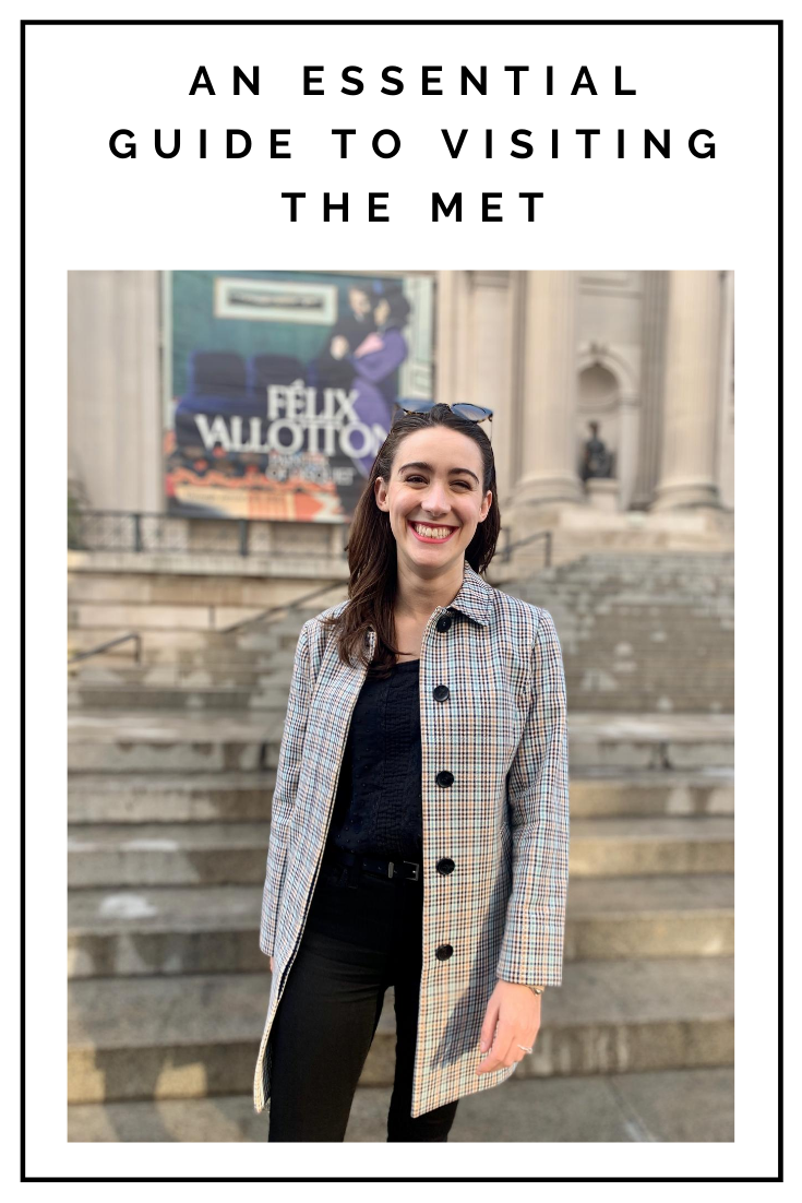 Click to read now or pin to save for later. Here is a complete guide to visiting the Met - the metropolitan museum of art in NYC