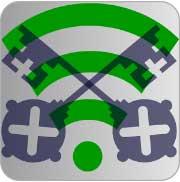 Приложение WiFi Key Recovery.