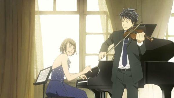 Animes de Música e Instrumentos