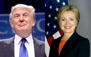 Clinton y Trump abren pelea por Casa Blanca con tarea de unir a sus partidos