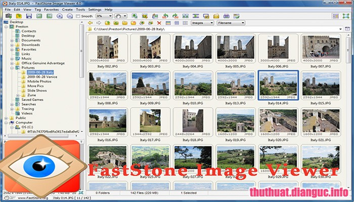 Download FastStone Image Viewer 6.9 Full Cr@ck