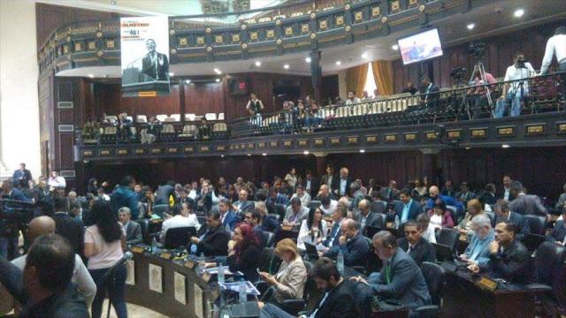 """Oposición inicia enjuiciamiento contra Maduro por """"corrupción"""""""
