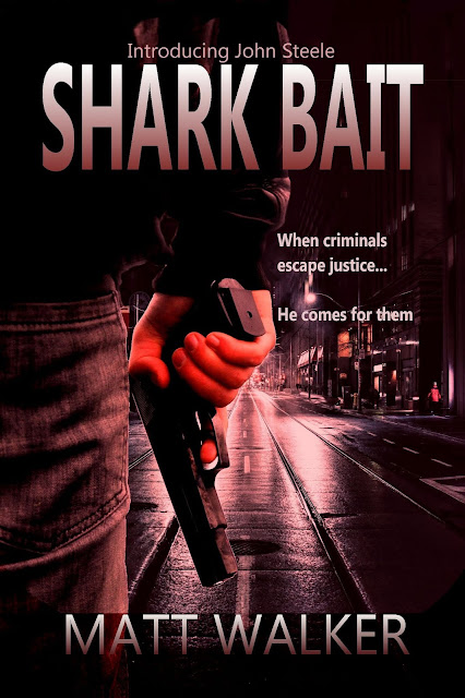 shark-bait, matt-walker, book
