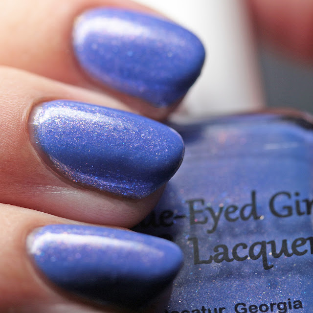 Blue-Eyed Girl Lacquer Handsomest Boys