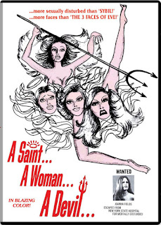 A Saint, a Woman, a Devil Sylvia (1977)